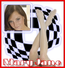 Mary Jane. . .So young, and so damned demanding!
